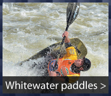 Whitewater Paddles